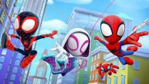 Marvel's Spidey and His Amazing Friends: 1×11